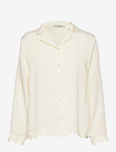 Jane shirt - yläosat - creme