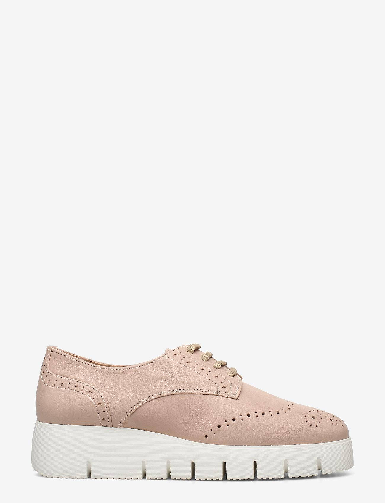 UNISA - FERRAZ_STY - buty sznurowane - pale - 1