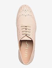 UNISA - FERRAZ_STY - buty sznurowane - pale - 3