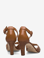 UNISA - LOFT_NA - szpilki peep toe - bisquit - 4