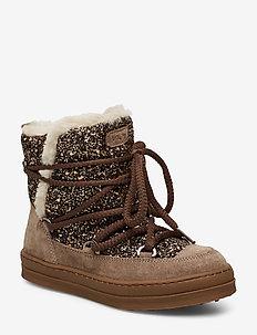 ADISON_BS_GL - vinterstøvler - taupe