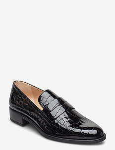 BARBER_CSH - loafers - black