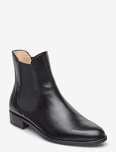 BOYER_NE - chelsea boots - black