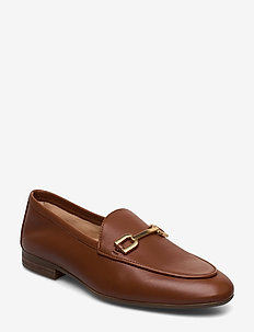 DALCY_NA - loafers - saddle