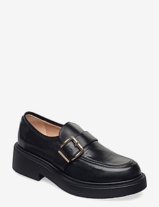 ELITE_NA - loafers - black