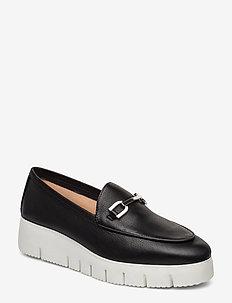 FAMO_STY - loafers - black