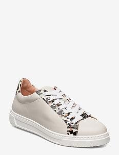 FRANCI_20_NF_LP - low top sneakers - ivory