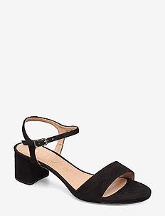 GENTO_KS - heeled sandals - black