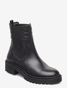 GREEK_NF - chelsea boots - black