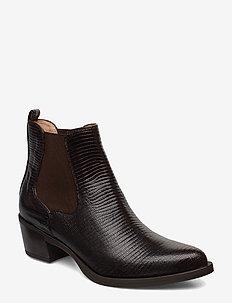 GREYSON_BTJ - ankle boots with heel - livanto