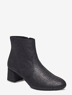 KARISI_F17_STA - ankle boots with heel - plomo
