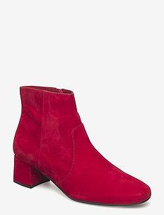 KARISI_F18_KS - ankle boots with heel - chili