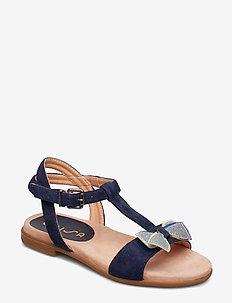 LASO_KS - sandals - ocean