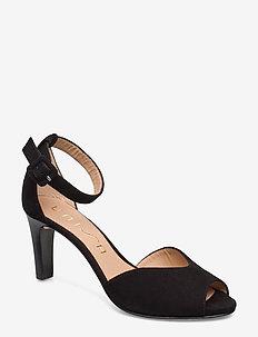 LOFT_KS - heeled sandals - black