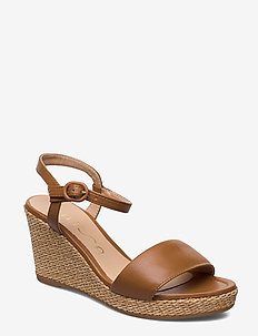 LUPA_NA - heeled espadrilles - bisquit