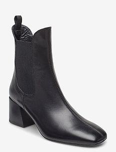MANTE_VU - chelsea boots - black