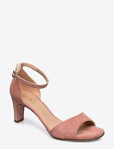 MIDAS_20_KS - heeled sandals - rosa