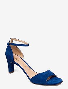 MIDAS_21_KS - højhælede sandaler - sapphire