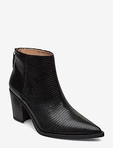 MIRTE_BTJ - ankle boots with heel - black