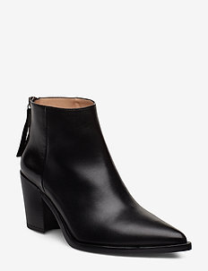 MIRTE_NA - ankle boots with heel - black