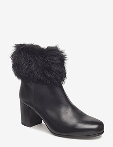 OLAPA_STY - ankle boots with heel - black
