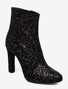 PAULOS_GL - ankle boots with heel - black