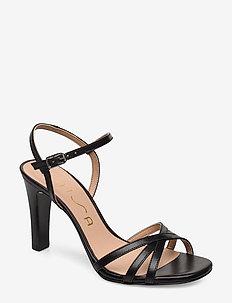 SANTA_NA - heeled sandals - black