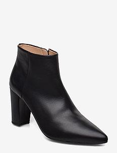 TILDEN_NA - ankle boots with heel - black