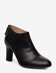 UCHI_NA - ankle boots with heel - black
