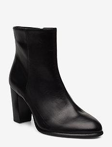 UGO_NE - ankle boots with heel - black