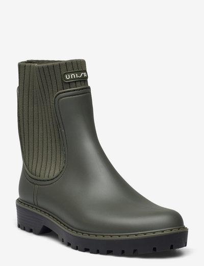 AYNAR_F21_RIB - chelsea boots - hunter