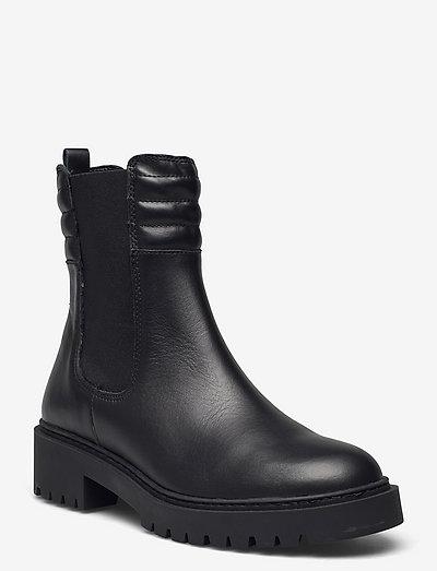 GREEK_F21_NF - chelsea boots - black