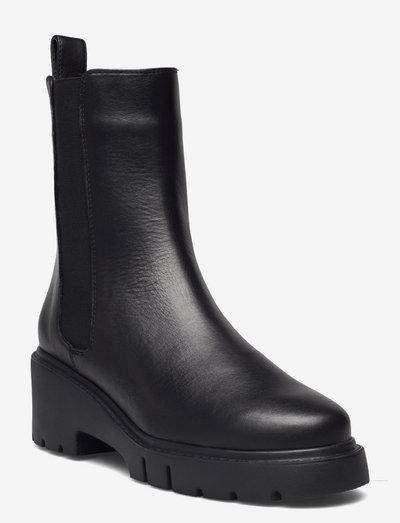 JOSTO_NF - chelsea boots - black