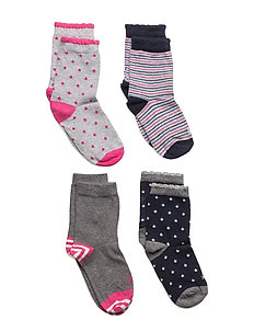 KNITTED SOCKS 4 PAIR - 906