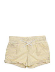 SHORTS - WHITE YELLOW