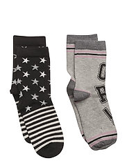 KNITTED SOCKS PAIR 2 - 901