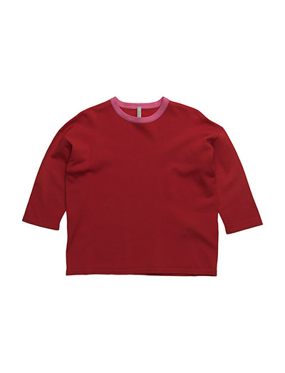 SWEATER L/S - RED
