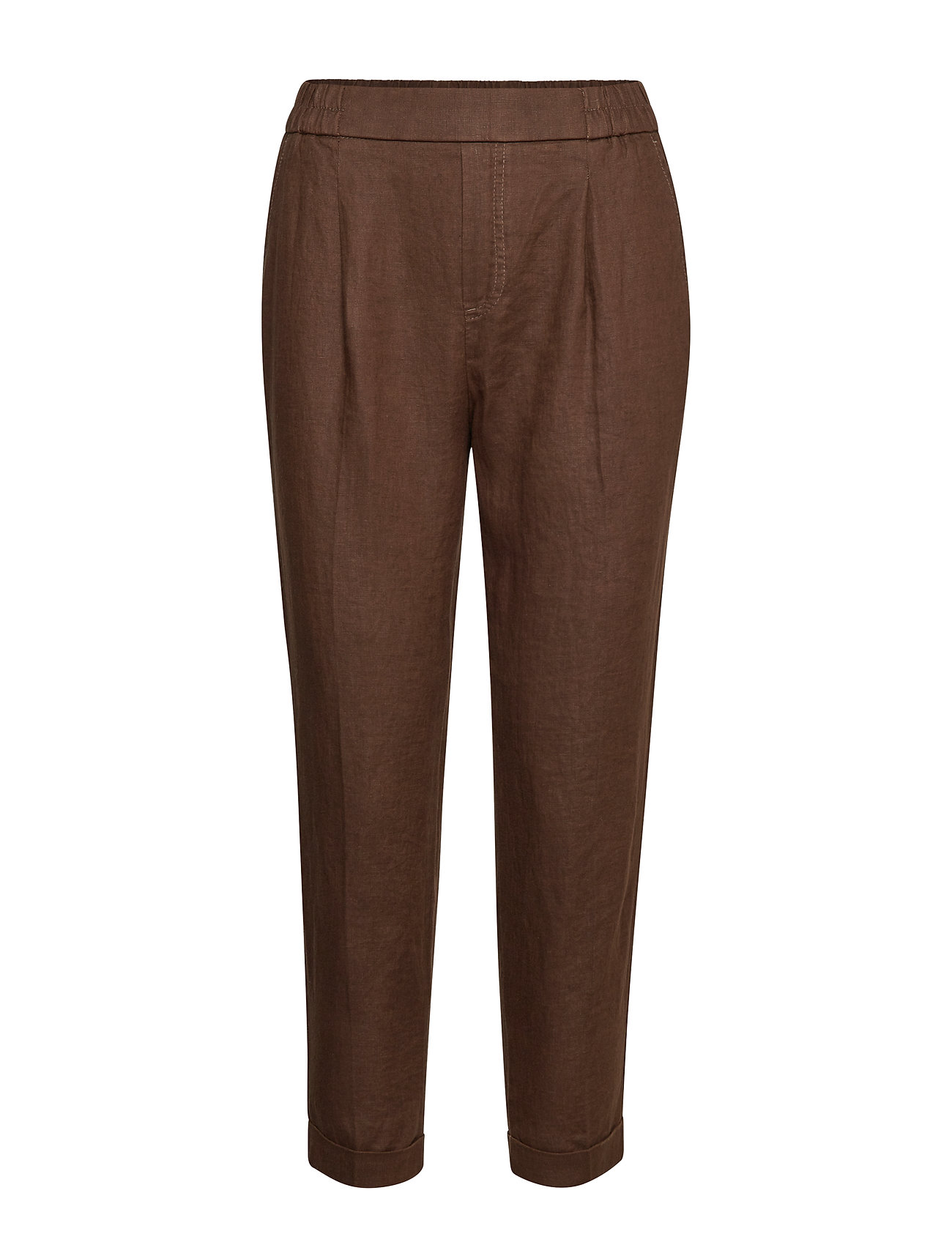 Trousers Casual Bukser Brun UNITED COLORS OF BENETTON