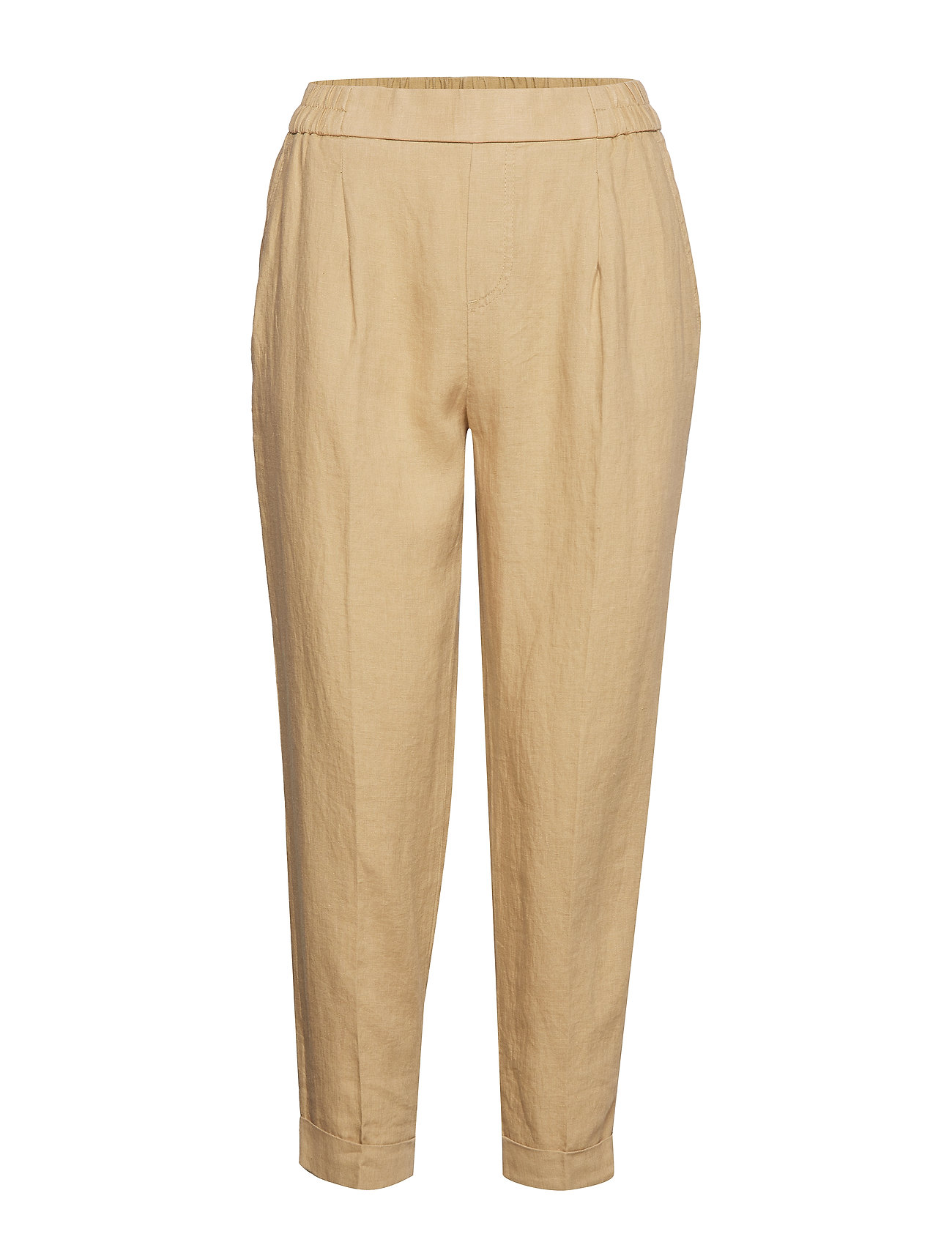 Trousers Casual Bukser Beige UNITED COLORS OF BENETTON