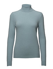 TURTLE NECK SWEATER - 5G4