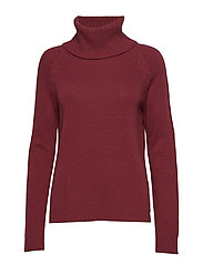 TURTLE NECK SWEATER - 30Y