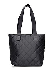 Unlimit shopper Edel - BLACK QUILT
