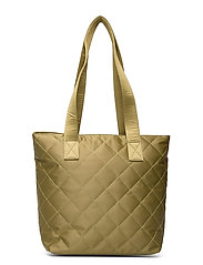 Unlimit shopper Edel - GREEN QUILT