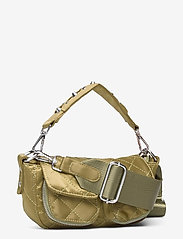 Unlimit - Unlimit shoulder bag Ellery - handväskor - green quilt - 2