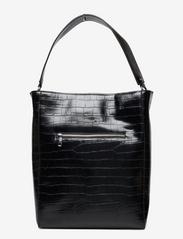 Unlimit - Unlimit shopper Carry - bucket bags - black - 1