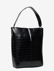 Unlimit - Unlimit shopper Carry - bucket bags - black - 2