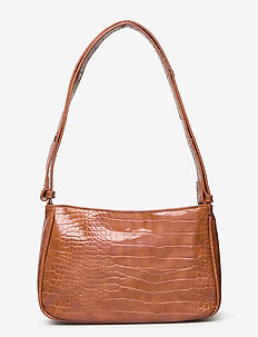 Unlimit shoulder bag Kerry - olkalaukut - cognac