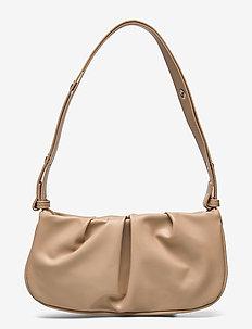 Unlimit shoulder bag Edly - olkalaukut - latte