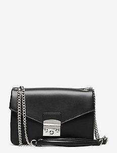 Unlimit shoulder bag Ella - olkalaukut - black