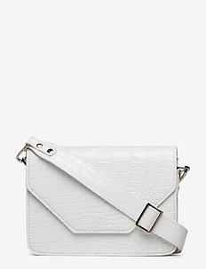 Unlimit shoulder bag Rosemary - olkalaukut - white
